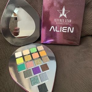 Jeffree Star Alien palette